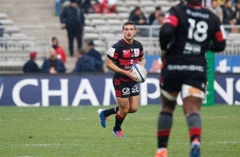 top 14 baptiste couilloud absent au moins 6 semaines rugby france xv de départ 15