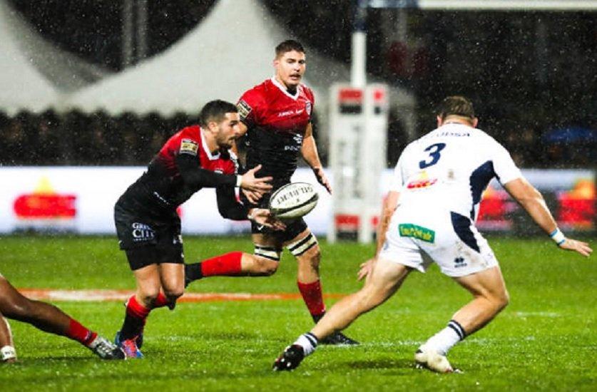 top 14 première victoire à l'extérieur pour toulouse rugby france xv de départ 15