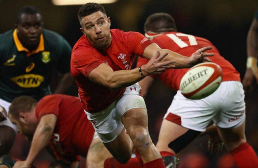 rhys webb de retour avec le pays de galles rugby international xv de départ 15