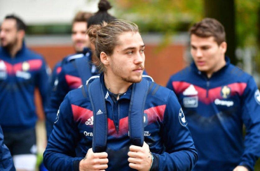 top 14 gabriel lacroix de nouvau opéré rugby france xv de départ 15
