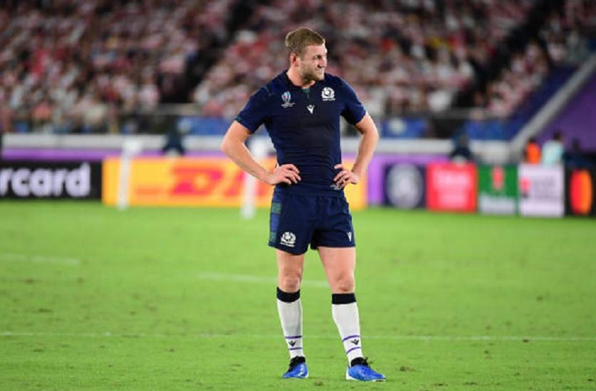 écosse finn russell toujours écarté rugby 6 nations xv de départ 15