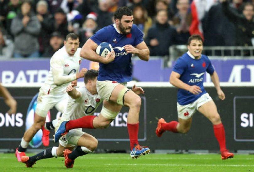 première réussie pour les bleus de galthié rugby france xv de départ 15