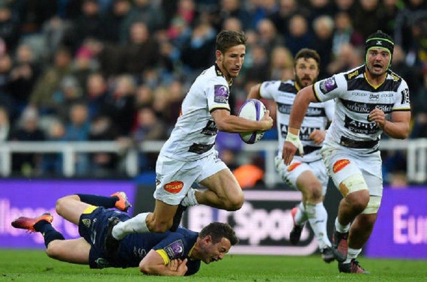 la rochelle vincent rattez absent trois mois rugby france xv de départ 15