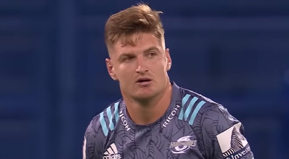 vidéo jordie barrett décoche un coup de pied monstrueux rugby buzz xv de départ 15