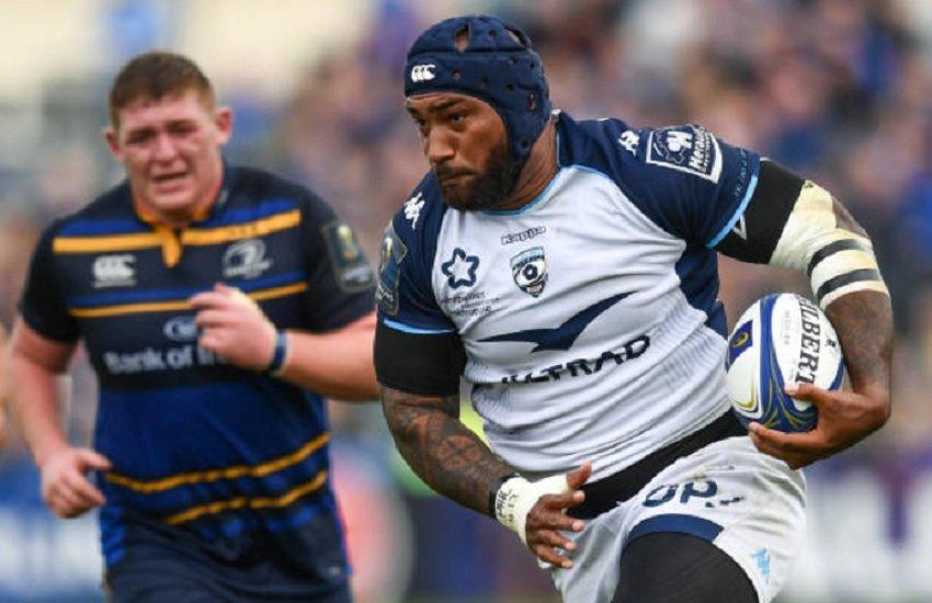 transfert nadolo signe à leicester rugby france xv de départ 15
