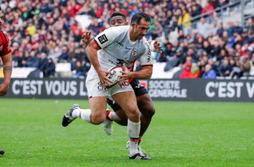 stade toulousain madaule prolonge rugby xv de départ 15