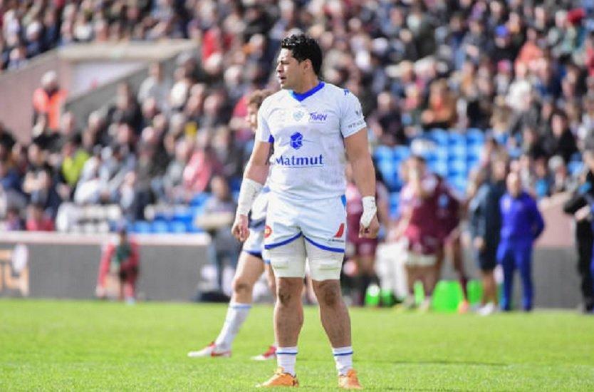 transfert tulou à béziers le club tempère rugby france xv de départ 15