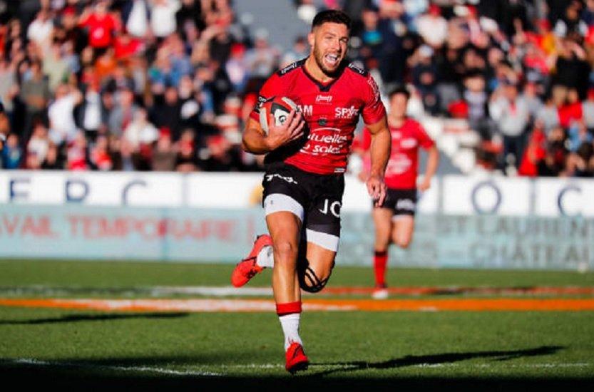 rhys webb critique le rct rugby france xv de départ 15