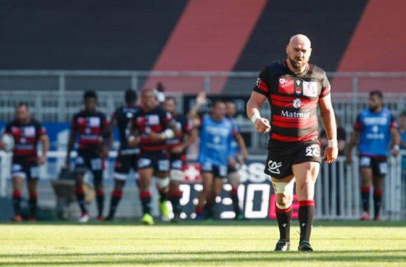 transfert carl fearns en pro d2 rugby france xv de départ 15