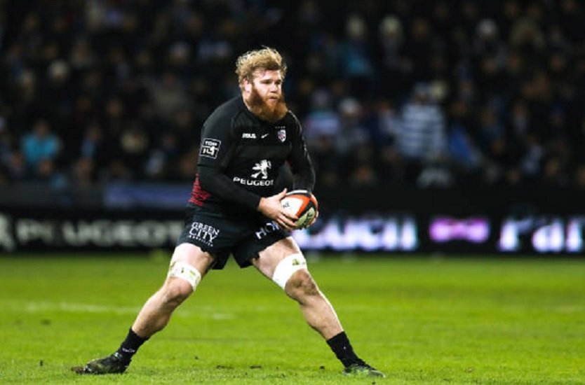 transfert gilian galan signe à lyon rugby france xv de départ 15