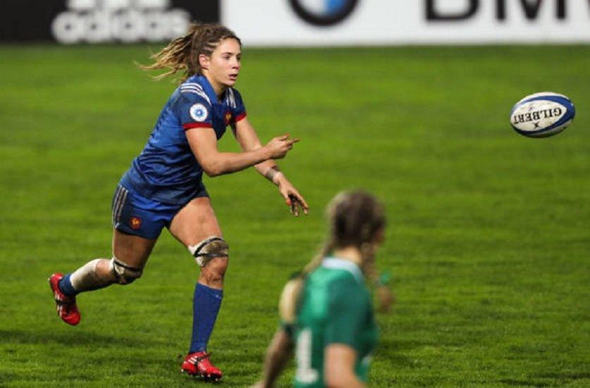 bleues 36 joueuses en stage à marcoussis rugby france xv de départ 15