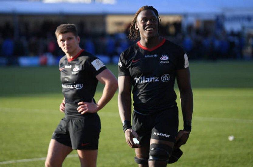 saracens itoje suit le mouvement en prolongeant rugby angleterre xv de départ 15