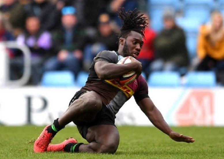 transfert gabriel ibitoye signe à agen rugby france xv de départ 15
