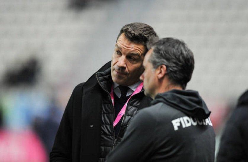thomas lombardinquiet pour la reprise du rugby france xv de départ 15