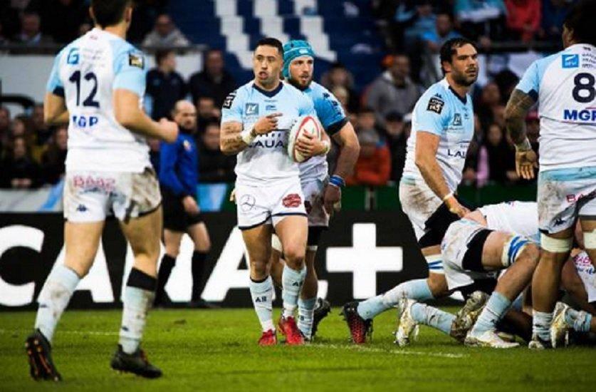 bayonne-agen à huis clos rugby france xv de départ 15