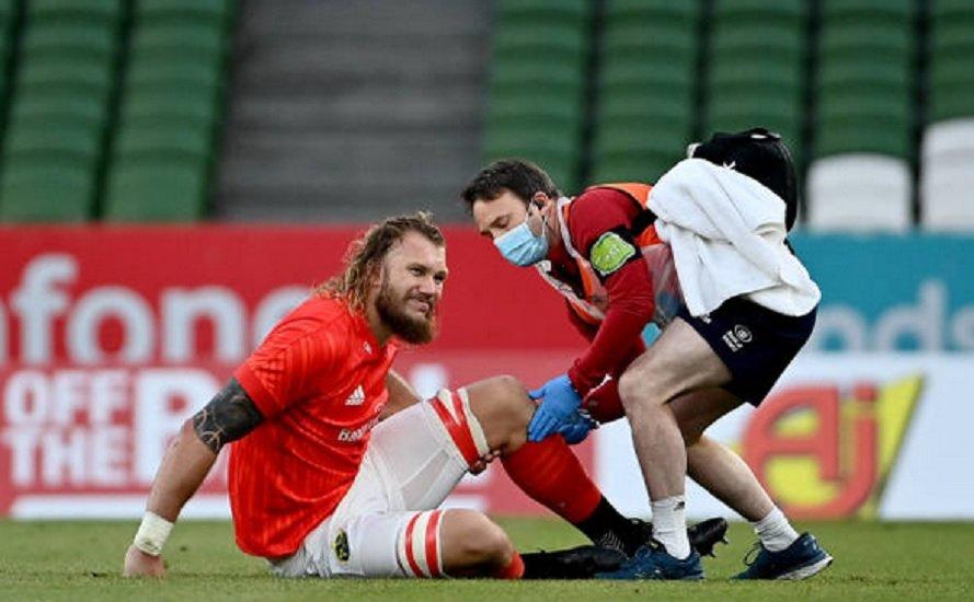 rupture des ligaments croisés pour snyman rugby france xv de départ 15