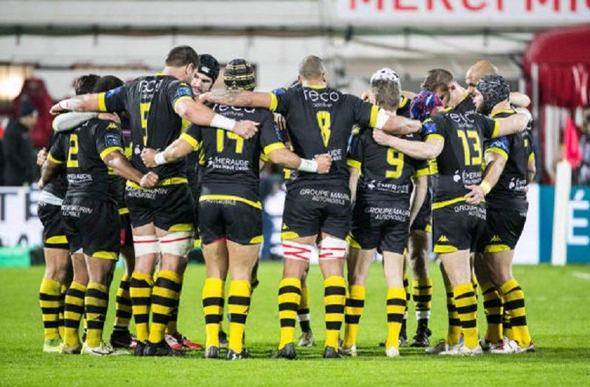 pro d2 rouen normandie carcassonne reporté rugby france xv de départ 15