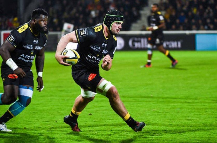 la rochelle trois capitaines rugby top 14 france xv de départ 15