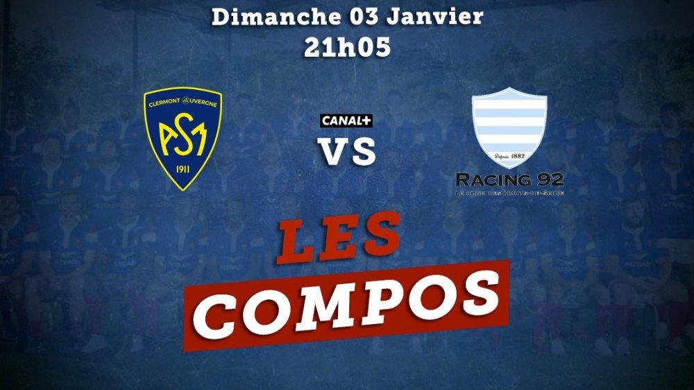 top 14 compos clermont vs racing 92 rugby france xv de départ 15