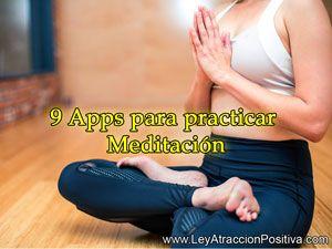 9 Apps para practicar Meditación