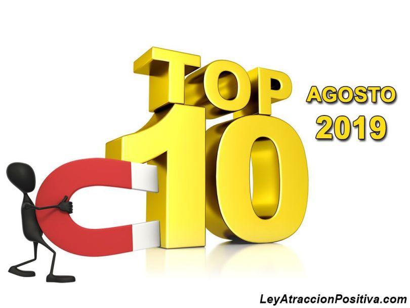 Top 10 Agosto 2019