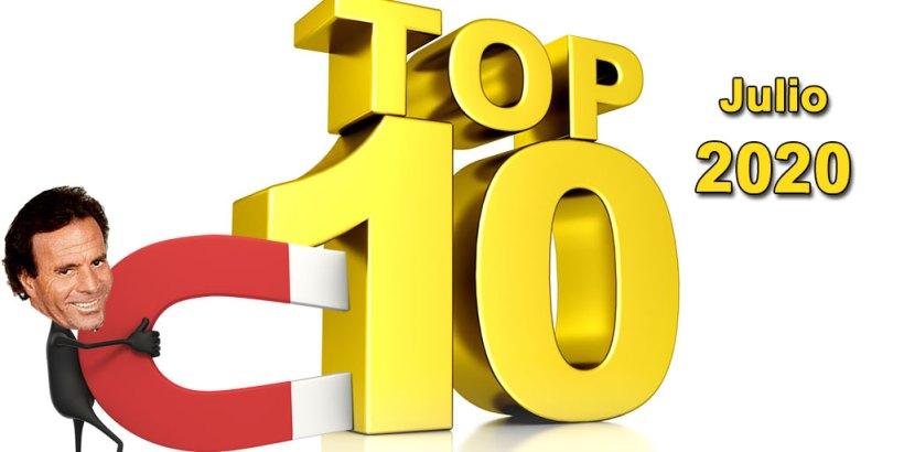 Top 10 Julio 2020