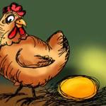 La Gallina de los Huevos de Oro (fábula)