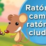 Ratón de campo y ratón de ciudad : Cuento con moraleja- parte 2
