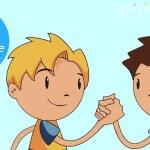 Fábula -Los dos amigos