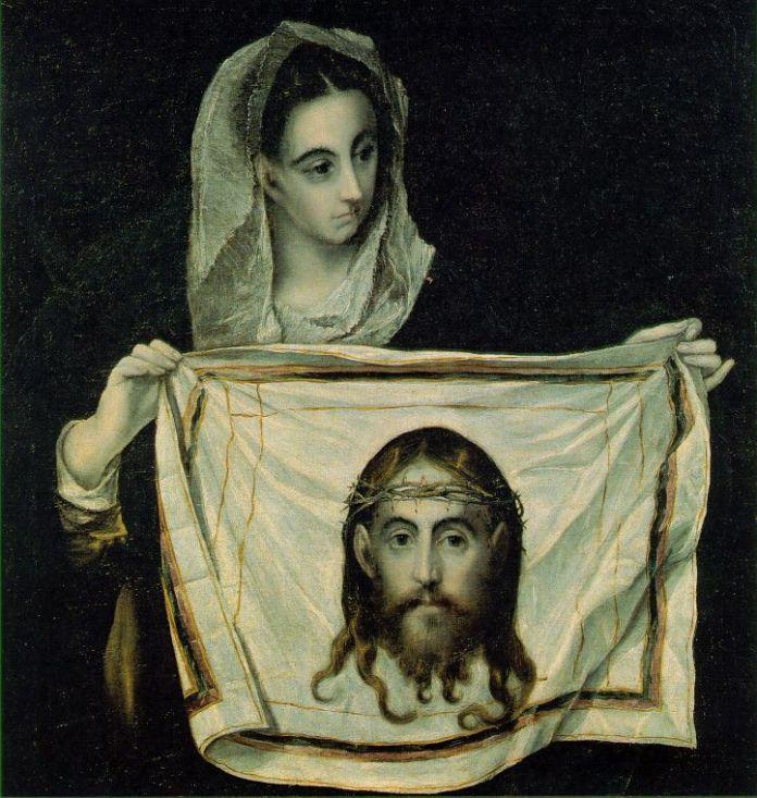 Verónica, de El Greco