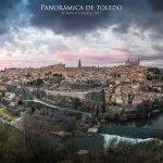 Panorámica de Toledo por David Utrilla