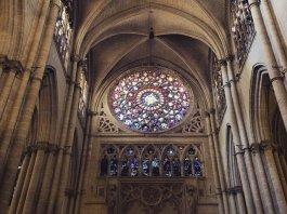 Roseton Catedral Toledo
