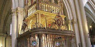 Capilla Catedral de Toledo