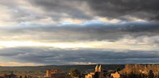 Vista de Toledo Puerta de Bisagra