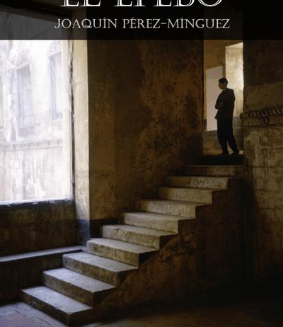 El Efebo, novela histórica, portada