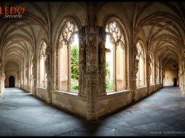 Claustro de San Juan de los Reyes, por David Utrilla