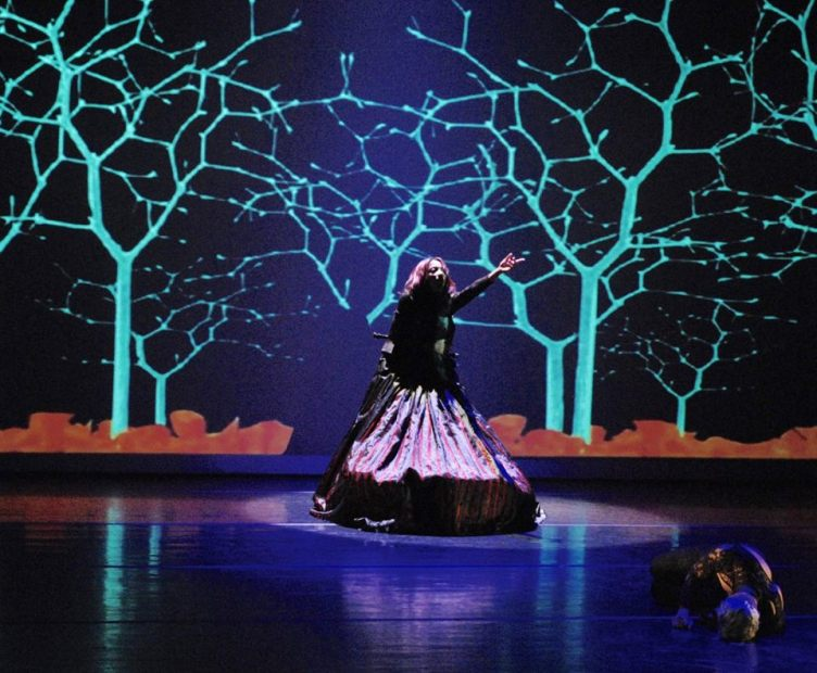 2016: «Traviata Plié».  XXI International Ballet Festival of Miami-USA 2016