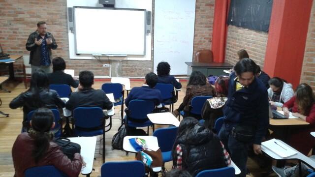 Estética y Teatralidad: Maestría Artes Escénicas Universidad Central de Ecuador 2016