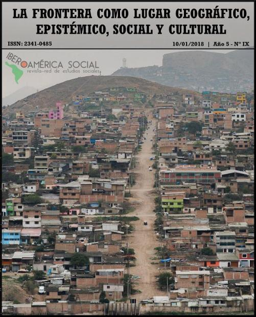 2018: Revista Iberoamérica Social.