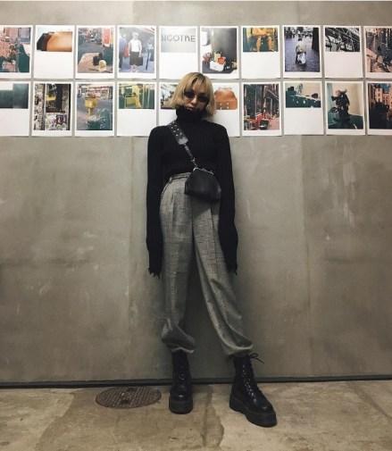 Instagrameuse japonaise