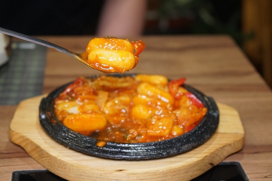 toppoki coréen
