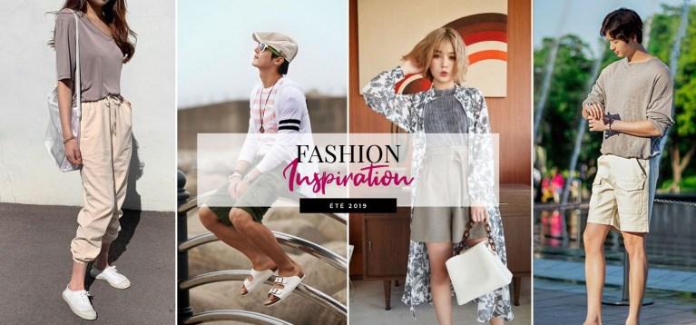 mode asiatique été