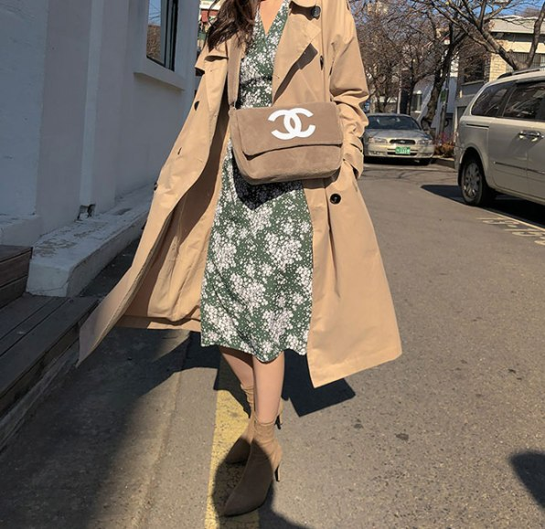 vêtements d'été coréen