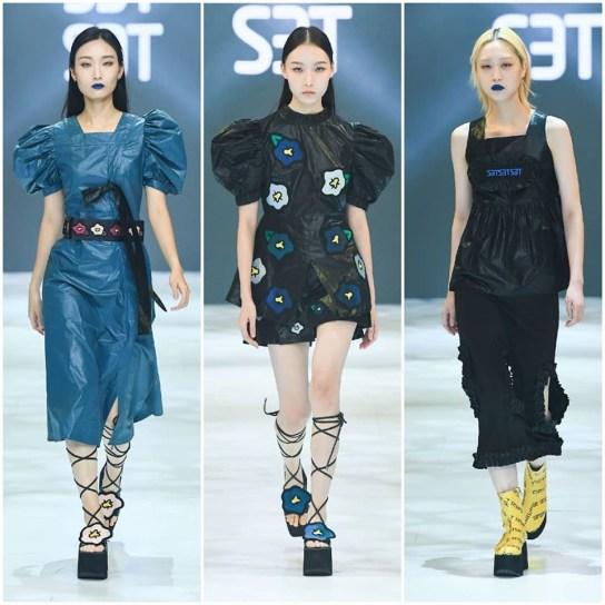 tenues coréennes