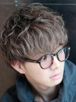 hairstyle wavy japanese