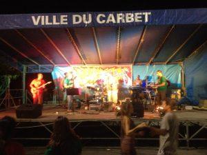 Festival Lézard Ti Show 2016 Concert Les Pas D'accord