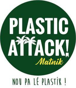 Plastic Attack logo
