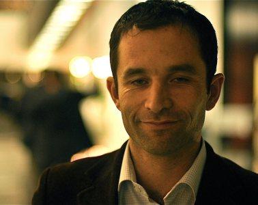 Benoît Hamon et son revenu universel