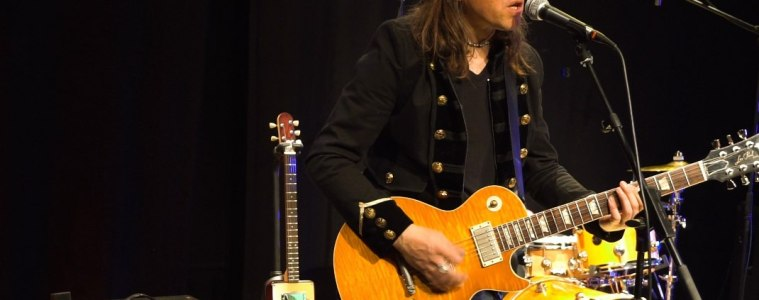 Rod Barthet, bluesman