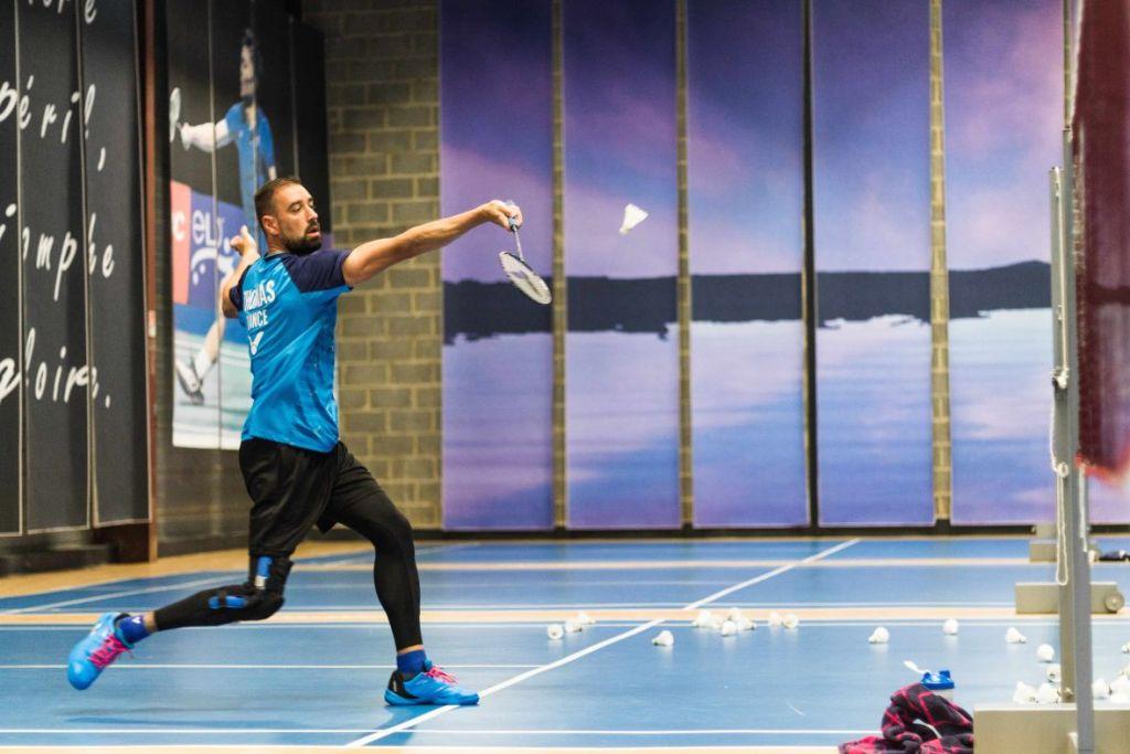 comment le badminton l'a sauvé